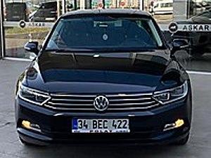 2018 MODEL PASSAT 1.6 TDİ İMPRESSİON OTOMOTİK  18 FATURALI Volkswagen Passat 1.6 TDI BlueMotion Impression