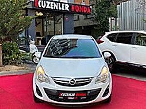 KUZENLER HONDA DAN 2012 CORSA 1.2 ESSENTİA 82.000 KM BOYASIZ Opel Corsa 1.2 Twinport Essentia