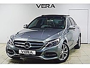 VERA DAN 2014 MERCEDES-BENZ C180 B.FSCİNATİON C.TAVAN KLTUK ISTM Mercedes - Benz C Serisi C 180 BlueEfficiency Fascination
