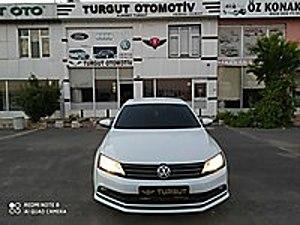 TURGUT OTOMOTİV DEN JETTA COMFORTLİNE 1.6 TDI DSG Volkswagen Jetta 1.6 TDI Comfortline