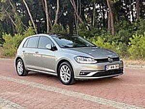 2018  HATASIZ VOLKSWAGEN GOLF 1.6 TDİ 81.000 km -Erc Otomotiv- Volkswagen Golf 1.6 TDI BlueMotion Comfortline