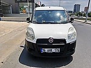 UZTAŞ OTOMOTİV DEN 2011 FİAT DOBLO MAX 1.6 MULTİJET PANELVAN Fiat Doblo Cargo 1.6 Multijet Maxi