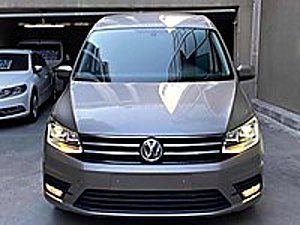 POLATTAN 2020 0 KM HAZIR HEMEN TESLIMAT EXCLUSİVE CADDY OTOMOTİK Volkswagen Caddy 2.0 TDI Exclusive