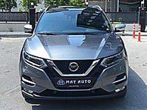 MAY AUTO QASHQAİ 1.6DCI OTO DİZEL BOSE SES ŞERİT TAKİP CAM TAVAN Nissan Qashqai 1.6 dCi Platinum Premium Pack