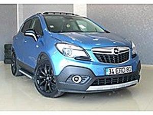 2015 MODEL OPEL MOKKA COSMO CAM TAVANLI Opel Mokka 1.6 CDTI  Cosmo