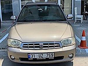 2003 model 1.6 ls klimalı Kia Sephia 1.6 LS