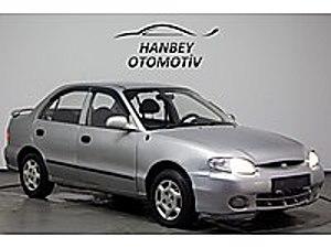 1998 MODEL HYUNDAI LX 265000 KM DE   50 PEŞİN KALAN VADE İMKANI Hyundai Accent 1.3 LX