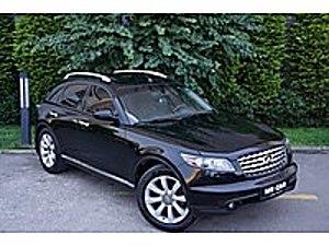 MS CAR DAN 2007 İNFİNİTİ FX35 MAKYAJLI KASA - TAKAS OLUR - Infiniti FX FX35