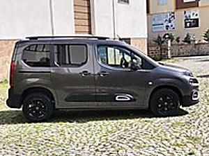2020 BERLİNGO SHİNE FULLL MODELİ BOYASIZ SIFIR ARAÇ PIRIL PIRIL Citroën Berlingo 1.5 BlueHDI Shine