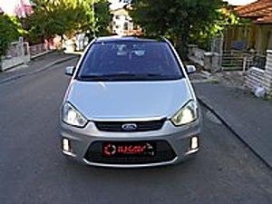 2008 MODEL FORD C-MAX 1.6 TDCİ 110 BG TİTANİUM 217 000 KM DE Ford C-Max 1.6 TDCi Titanium