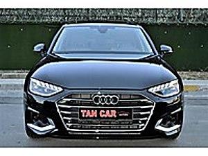 2020 AUDI A4 SEDAN 40 TDI ADVANCED S-TRONİC SUNROOF BAYİ Audi A4 A4 Sedan 2.0 TDI Advanced