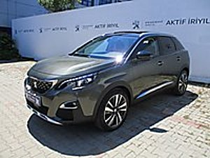 PEUGEOT AKTİF İRİYIL 3008 ALLURE SELECTİON 1.5 B.HDİ EAT6 KUMGRİ Peugeot 3008 1.5 BlueHDi Allure Selection