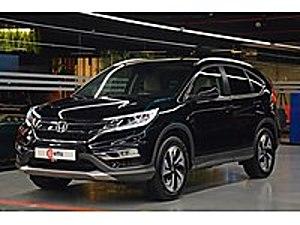 Caretta dan 2017 53Bin Km de Panoramik Navigasyon Deri 160Ps 4x4 Honda CR-V 1.6 i-DTEC Executive