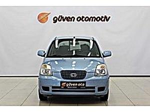 GÜVEN OTO DAN 2007 KİA PİCANTO 1.1 EX OTM. 156.000 KM Kia Picanto 1.1 EX