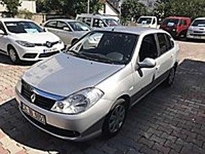 HAS ÇAĞLAR OTODAN 2012 MODEL RENAULT SYMBOL 215 BİNDE Renault Symbol 1.5 dCi Expression