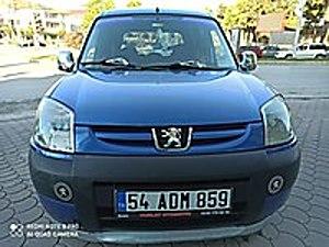2005 MODEL PEUGEOT PARTNER 2.0 HDİ Peugeot Partner 2.0 HDi