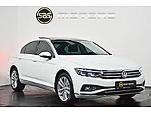 SBS MOTORS 2020 VOLKSWAGEN PASSAT 1.5 TSI ELEGANCE  18 KDV Volkswagen Passat 1.5 TSI  Elegance