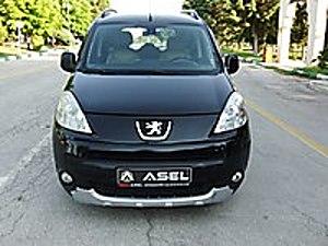 ASEL OTOMOTİV 2010 PEUGEOT PARTNER TEPEE 1.6 HDI PREMİUM Peugeot Partner 1.6 HDi Premium