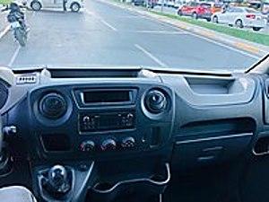 HATASIZ BOYASIZ DÜŞÜK KM. Renault Master 2.3 L3H2  13 m3