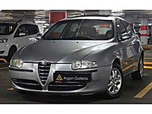 ARGON DAN 2004 Alfa Romeo 147 Mk1  Sunroof  Deri Koltuk.. Alfa Romeo 147 1.6 TS Distinctive