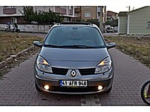 ŞİMŞEK TEN 2006SCANİC PRİFİLAGE 1.6 115BG ARAÇ ÇOK TEMİZ ORJİNAL Renault Scenic 1.6 Privilege
