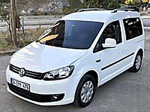2013 VOLKSWAGEN CADDY DÜŞÜK KM Lİ Volkswagen Caddy 1.6 TDI Trendline
