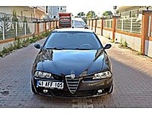 ŞİMŞEK TEN ÇOK TEMİZ ALFA ROMEO 156 PROGRESSİON MOTOR SÜPER Alfa Romeo 156 1.6 TS Progression