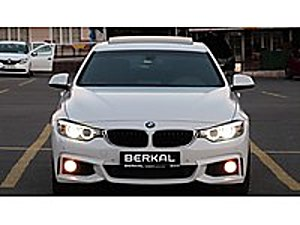 BERKAL 2015 BMW 418I GRAN COUPE 1.5 136 BG M SPORT TRAMERSİZ BMW 4 SERISI 418I GRAN COUPE M SPORT