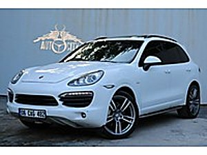 TAMAMINA KREDİ İMKANI AUTO CITY DEN Porsche Cayenne 3.0 Diesel