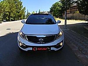 2012 MODEL KİA SPORTAGE 1.6 GSL PLUS 135 BG 119.000 KM DE Kia Sportage 1.6 GSL Plus