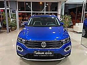 UĞUR OTO 2020 T-ROC HİGHLİNE HAYALET CAM TAVAN NAVİ BOYASIZ 0 KM Volkswagen T-Roc 1.5 TSI Highline