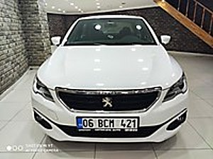 ÇETİNKAYA AUTO DAN  18 FATURALI SERVİS GARANTİLİ ORJ 95 KM 100HP Peugeot 301 1.6 BlueHDI Active