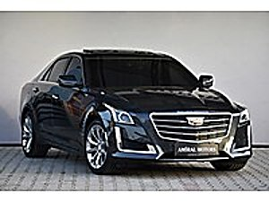2016 CTS HEAD UP SOĞUTMA BOSE HAYALET ŞERİT TAKİP ÇARPIŞMA ÖNLEM Cadillac CTS 2.0 L