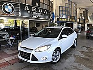 ARDA dan 2014 FORD Focus 1.6 TDCI Trend x Ford Focus 1.6 TDCi Trend X