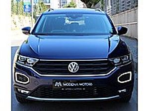 MODENA MOTORS TAN HATASIZ BOYASIZ VW T-ROC 1.5 TSİ HİGHLİNE Volkswagen T-Roc 1.5 TSI Highline