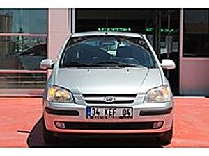 2005 HYUNDAI GETZ 80.000 KM DE KLİMALI 4 CAM OTOMATİKLİ Hyundai Getz 1.3 GLS