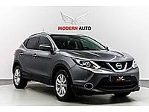 MODERN AUTO DAN QASHQAİ SKY PACK HATASIZ BOYASIZ TRAMERSİZ ..  Nissan Qashqai 1.6 dCi Sky Pack