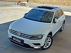 2017 HATASIZ BOYASIZ 88 BİNDE VW TİGUAN 1.4 TSI HİGHLİNE HYALET Volkswagen Tiguan 1.4 TSI Highline