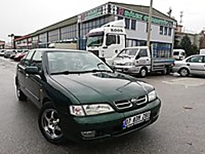 DİLEK OTO DAN 1998 MODEL NİSSAN PİRİMERE 2 0 SE KLİMALI Nissan Primera 2.0 SE