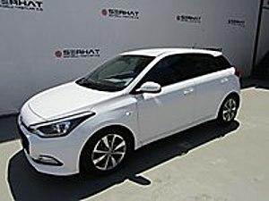 18 000tl Peşinatla 2016 MODEL L.P.G Lİ İ20 STYLE MPI MANUEL LED  Hyundai i20 1.2 MPI Style