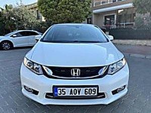 2015 CİVİC HATASIZ BOYASIZ OTOMATİK PREMİUM PAKET Honda Civic 1.6i VTEC Premium