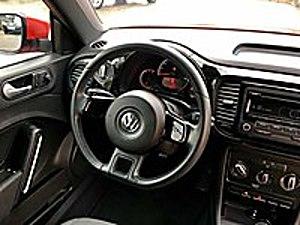 2015 Boyasız 1.2TSİ Beetle Orjinal 50.000 km Volkswagen Beetle 1.2 TSI Style