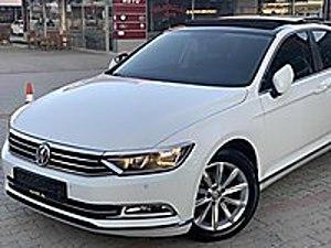 2016 VW PASSAT BOYASIZ CAM TAVAN DSG EXTRALI   Volkswagen Passat 1.4 TSI BlueMotion Comfortline