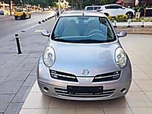TAM OTOMATİK 112.000 KM DE NİSSAN MİCRA PASSİON Nissan Micra 1.2 Passion