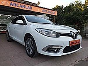 KAZASIZ BOYASIZ OTOMATİK FLUENCE ICON EKSPERTİZLİ   ARCANLAR   Renault Fluence 1.5 dCi Icon
