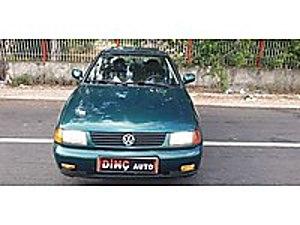 DİNÇ AUTO dan 1997 POLO 1.6 KLİMA SUNROOF MASRAFSIZ TEMİZ Volkswagen Polo 1.6 Classic