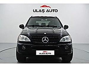 ULAŞ AUTO DAN 2001 ML 55 AMG ORİGİNAL 170BİN KM DE EMSALSİZ... Mercedes - Benz ML 55 AMG