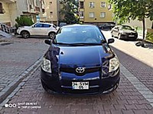 2007 AURİS ELEGANT 1.6 BENZİNLİ MANUEL ORJİNAL KM128 ÇOK TEMİZ Toyota Auris 1.6 Elegant