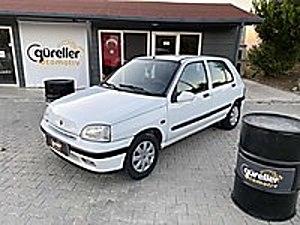 GÜRELLER DEN TEMİZ CLİO Renault Clio 1.4 RT