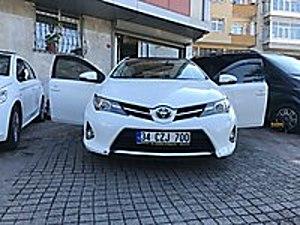 ÖZ ÇAĞDAŞ OTTOMOTİVDEN SATILIK TOYOTA AURİS Toyota Auris 1.4 D-4D Advance Skypack